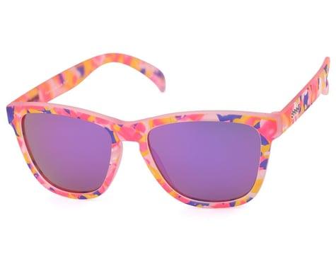 Goodr OG Cosmic Crystals Sunglasses (Flamingo-ite Aura Right)