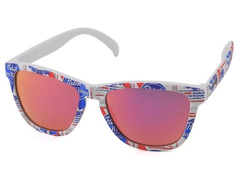 Goodr OG PBR Sunglasses (PBR Eye CANdy)