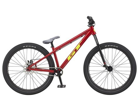 "GT 2021 La Bomba Rigid 26"" DJ Bike (22.2"" Toptube) (Mystic Red)"