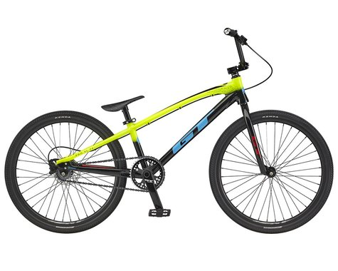 """GT 2021 Speed Series Pro 24 BMX Bike (21.75"""" Toptube) (Nuclear Yellow)"""