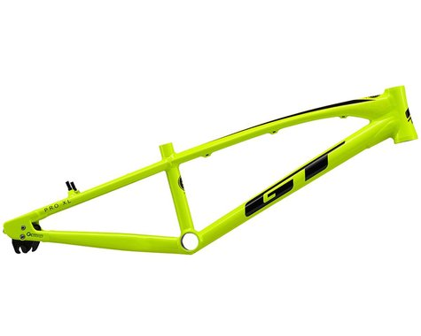 "GT 2018 Speed Series BMX Frame (Yellow) (Pro) (20.75"" Toptube)"
