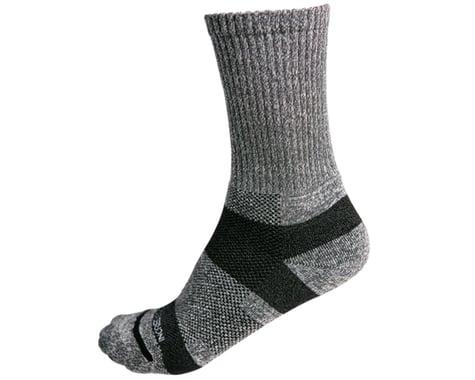 Incrediwear Trek Hiking Socks (Grey) (L)