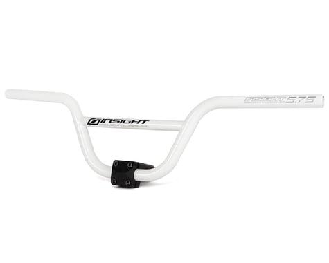 INSIGHT Pro Chromoly BMX Handlebar (White)