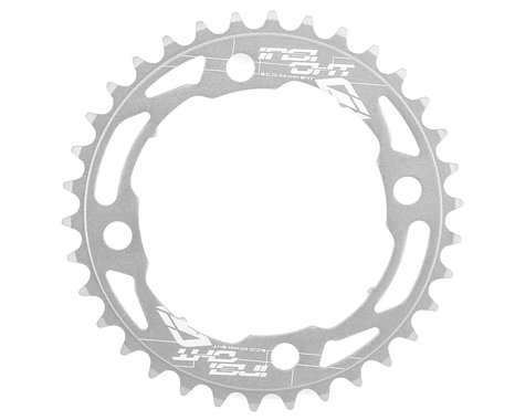 INSIGHT 4-Bolt Chainring (Polished) (34T)