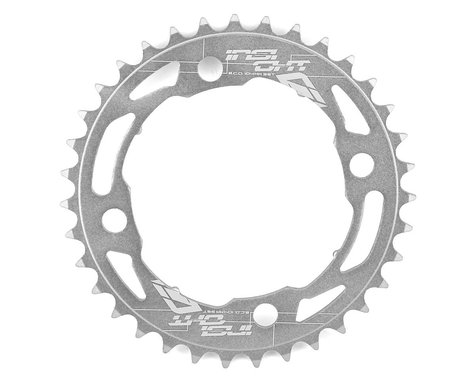 INSIGHT 4-Bolt Chainring (Polished) (35T)