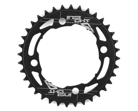 INSIGHT 4-Bolt Chainring (Black) (36T)