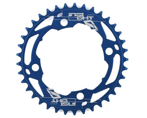 INSIGHT 4-Bolt Chainring (Blue) (37T)