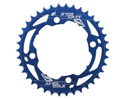 INSIGHT 4-Bolt Chainring (Blue) (38T)