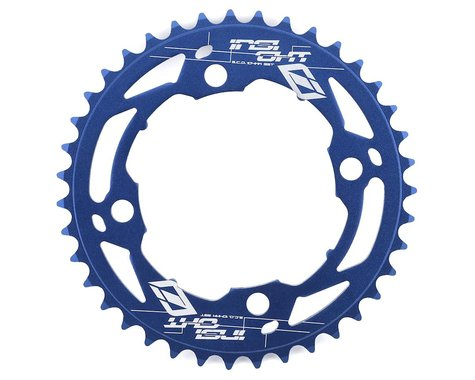 INSIGHT 4-Bolt Chainring (Blue) (39T)