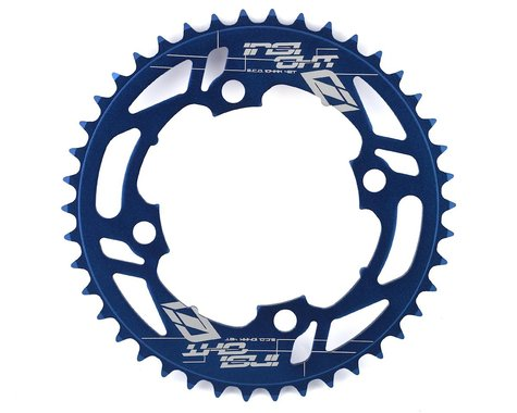 INSIGHT 4-Bolt Chainring (Blue) (42T)