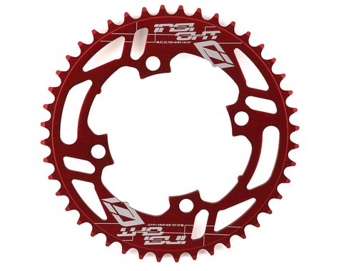 INSIGHT 4-Bolt Chainring (Red) (44T)