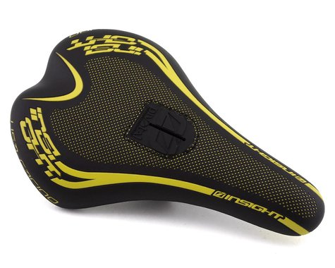 INSIGHT Mini Padded Seat (Black/Yellow)