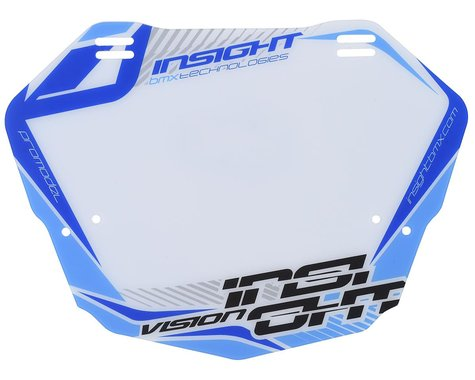 INSIGHT V2 Plate (Blue) (L)