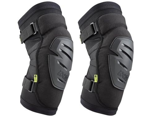 iXS Carve Race Knee Guard (Black) (M)