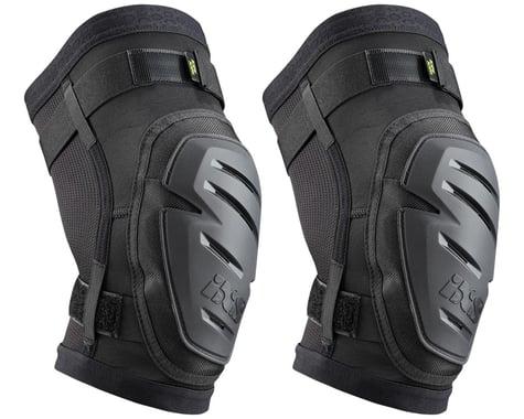 iXS Hack Race Knee Guard (Black) (2XL)