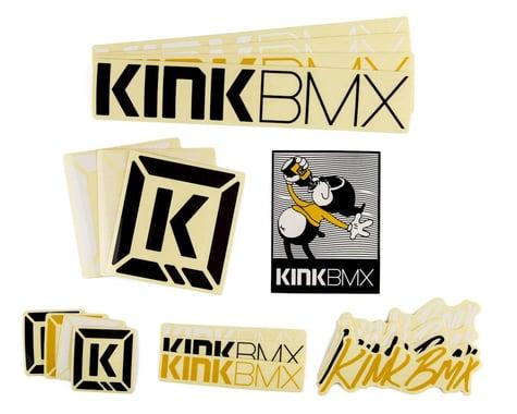 Kink Assorted Sticker Pack