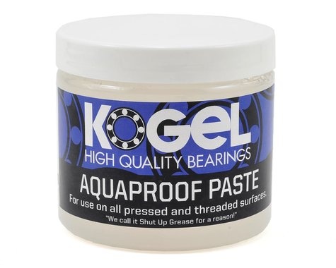 Kogel Bearings Morgan Blue Aqua Proof Assembly Paste (200ml Jar)