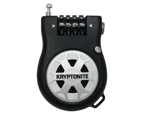 Kryptonite R-2 Retractable Combo Cable Lock (3'/90cm)