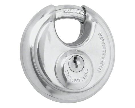 Kryptonite Disc Padlock with Flat Key