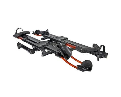 "Kuat NV 2.0 Platform Hitch Rack (Grey/Orange) (2 Bikes) (2"" Receiver)"