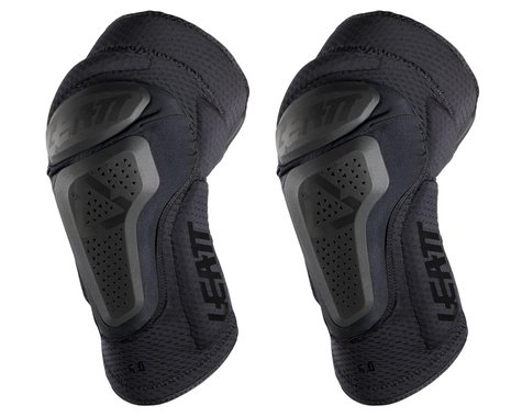 Leatt 3DF 6.0 Knee Guard (Black) (2XL)