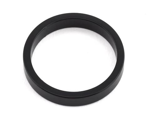 "MCS Aluminum Headset Spacer (1"") (Black) (5mm) (1"")"