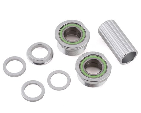 MCS Euro Bottom Bracket Kit (Silver) (19mm)