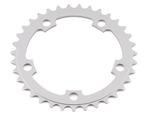 MCS 5-Bolt Chainring (Silver) (35T)