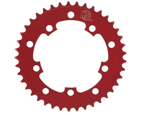 MCS 5-Bolt Chainring (Red) (42T)