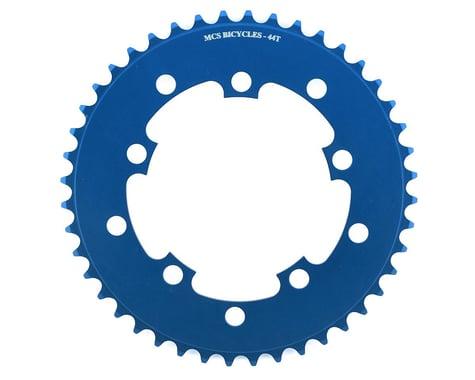 MCS 5-Bolt Chainring (Blue) (44T)