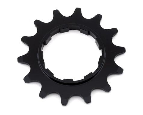 """MCS Aluminum Cog (3/32"""") (Black) (14T)"""