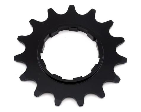 """MCS Aluminum Cog (3/32"""") (Black) (15T)"""