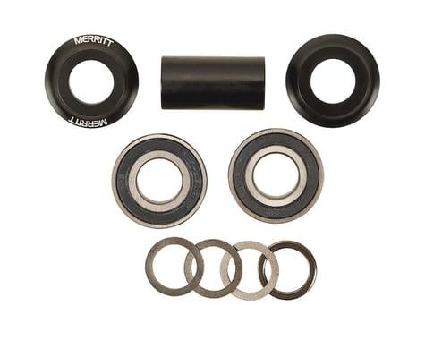 Merritt Mid Bottom Bracket Kit (Black) (19mm)