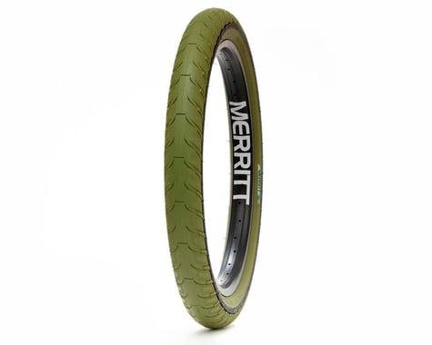 """Merritt Option """"Slidewall"""" Tire (Military Green) (20"""") (2.35"""")"""