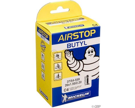 "Michelin 26"" AirStop Inner Tube (Presta) (1.5 - 2.1"") (60mm)"