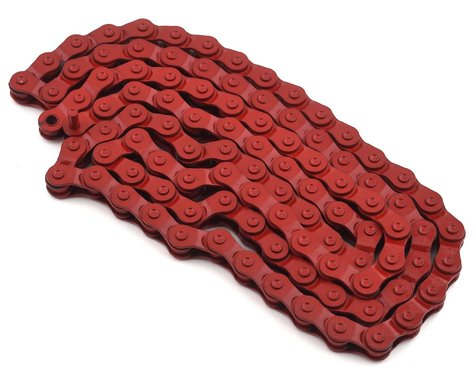 """Mission Half Link Chain (Red) (1/8"""")"""