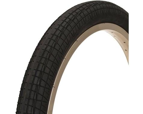 "Mission Fleet Tire (Black) (20"") (2.4"")"