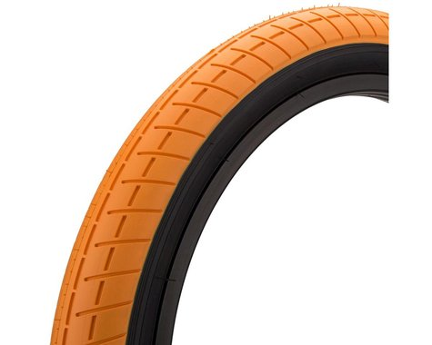 "Mission Tracker Tire (Orange/Black) (20"") (2.4"")"