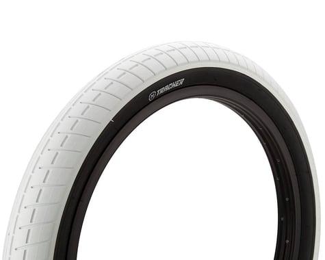 "Mission Tracker Tire (White/Black) (20"") (2.4"")"