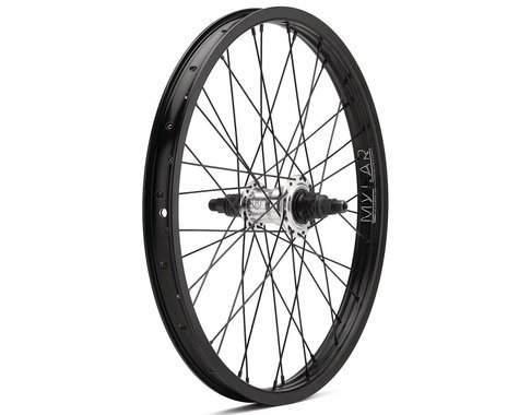 Mission Deploy Freecoaster Wheel (Silver/Black) (Left Hand Drive) (20 x 1.75)