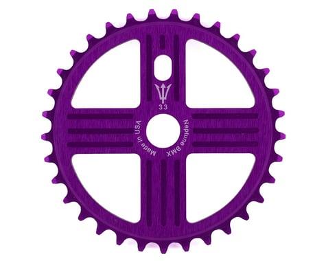Neptune Helm Sprocket (Purple) (33T)