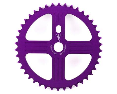 Neptune Helm Sprocket (Purple) (42T)
