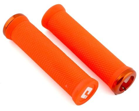 ODI Elite Motion Lock-On Grips (Orange)