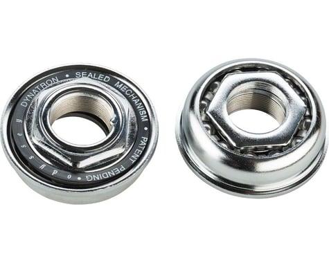 Odyssey Dynatron Bottom Bracket for 1 Piece Cranks (Silver) (24tpi)