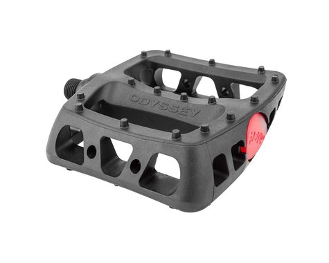 """Odyssey Twisted PC Pedals (Black) (Pair) (9/16"""")"""