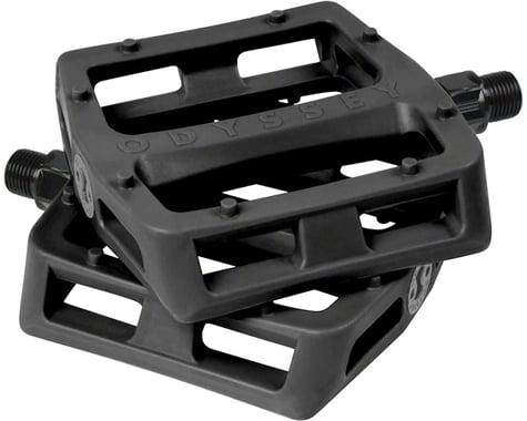"""Odyssey Grandstand V2 PC Pedals (Tom Dugan) (Black) (Pair) (9/16"""")"""