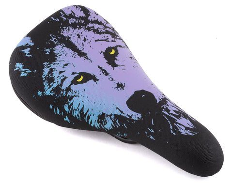 Odyssey Nightwolf Railed Seat (Mike Aitken) (Blue/Purple Fade)
