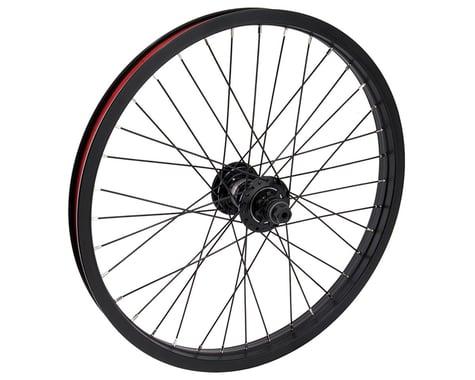 Odyssey Quadrant Freecoaster Wheel (RHD) (Black) (20 x 1.75)
