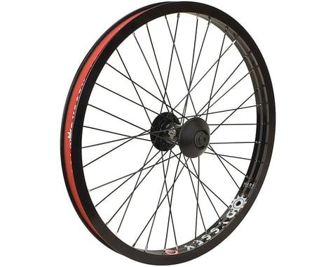 Odyssey Hazard Lite Front Wheel (Black) (20 x 1.75)