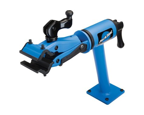 Park Tool Home Mechanic Bench Mount Repair Stand (Blue)